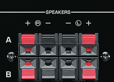 Speaker Connections