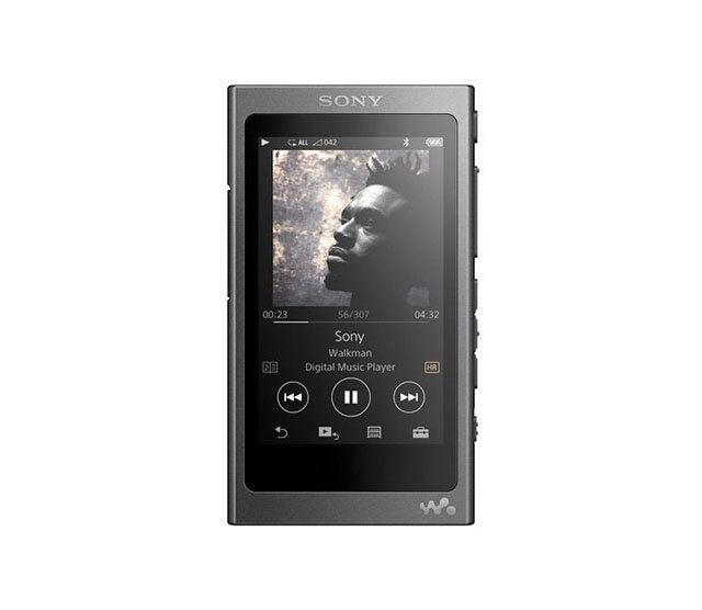 Sony NW-A35 Walkman with Hi-Res Audio