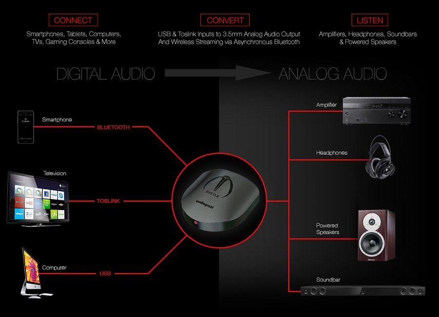 AudioQuest Beetle DAC