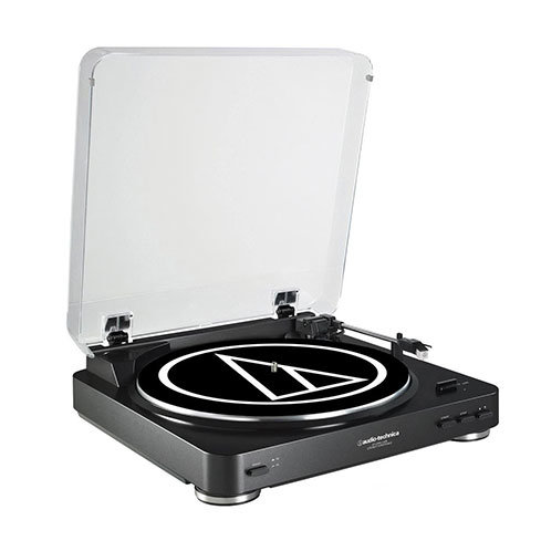 Audio-Technica AT-LP60 USB Fully Automatic Stereo Turntable