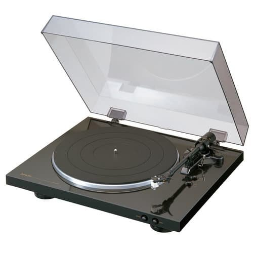 denon dp-300f fully-automatic turntable