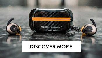 Discover more about the Klipsch T5 II Sport McLaren Headphones